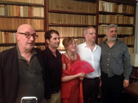 La cinquina del premio strega 2014
